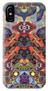 The Joy Of Design Mandala Series Puzzle 1 Arrangement 9 IPhone Case