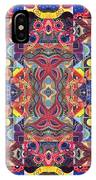 The Joy Of Design Mandala Series Puzzle 3 Arrangement 1 IPhone Case