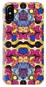 The Joy Of Design Mandala Series Puzzle 3 Arrangement 4 IPhone Case