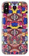 The Joy Of Design Mandala Series Puzzle 3 Arrangement 6 IPhone Case