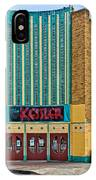 The Kessler Movie Theater IPhone Case