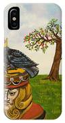 The King Of Hearts IPhone Case