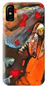 The Knight Of Your Heart IPhone Case