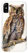The Knowing Eye IPhone Case