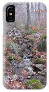 The Last Of Fall IPhone Case