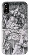 The Last Supper IPhone Case