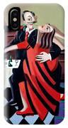 The Last Tango IPhone Case
