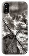 The Last Windmill IPhone Case