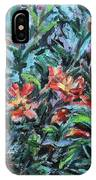 The Late Bloomers IPhone Case