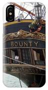 The Late Great Bounty IPhone Case