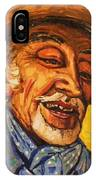 The Laughing Cavalier IPhone Case