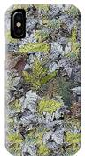 The Leaf Pile IPhone Case