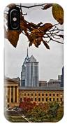 The Leaves Of Philly IPhone Case