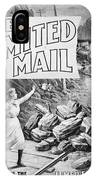 The Limited Mail, 1899 IPhone Case