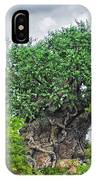 The Living Tree Walt Disney World IPhone Case