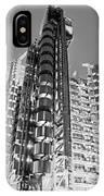 The Lloyd's Building - London IPhone Case
