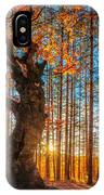 The Lord Of The Trees IPhone Case
