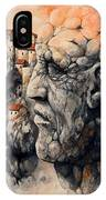 The Lost City - The Sentinel IPhone Case