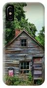 The Love Shack IPhone Case
