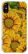 The Madding Crowd IPhone Case