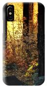 The Magic Of The Forest  IPhone Case