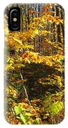 The Maine Woods IPhone Case