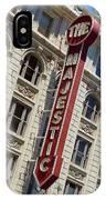 The Majestic Theater Dallas #2 IPhone Case