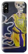 The Mamba Strikes IPhone Case
