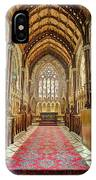 The Marble Church Interior IPhone Case