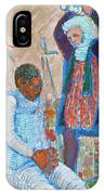The Martydom Of St Maurice IPhone Case