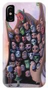 The Mask Vendor IPhone X Case