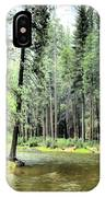 The Merced River  IPhone Case