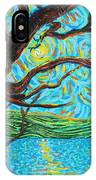 The Mermaid Tree IPhone Case