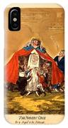 The Modern Circe Or A Sequel To The Petticoat IPhone Case