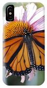 The Monarch Landed IPhone Case