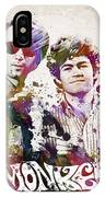 The Monkees IPhone Case