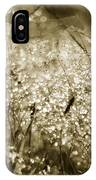The Morning Pearls IPhone Case