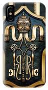 The Most Elegant Door IPhone Case