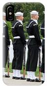 The Navy Ceremonial Guard IPhone Case