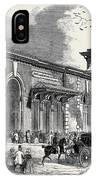 The New Bricklayers Arms Terminus Of The South-eastern IPhone Case