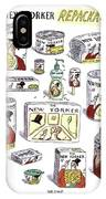 The New Yorker Repackaged IPhone X Case