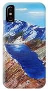 The New Zealand Alps IPhone Case