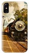 The Noon Train IPhone Case