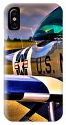 The North American L-17 Navion Aircraft IPhone Case