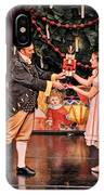 The Nutcracker IPhone Case