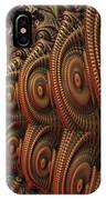 The Odd Beauty Of Fractals IPhone Case