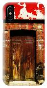 The Old Door IPhone Case