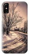 The Old Farm Down The Road IPhone Case