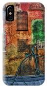 The Old Fashion Bike IPhone Case