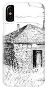 The Old Homestead IPhone Case